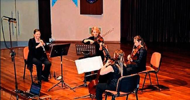 Konservatuvar'dan Oda Müziği Konseri
