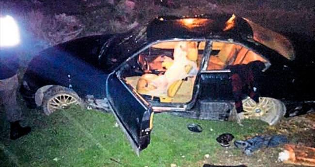 Otomobilini aldığı gün trafik kazasında öldü