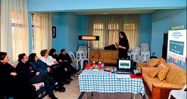Muratpaşa'da sıfır atık eğitimi