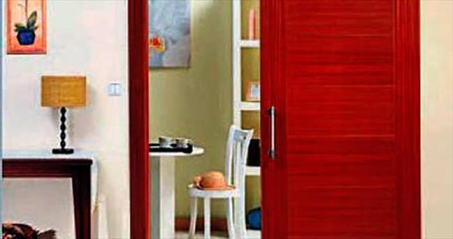 Sürgülü kapılar tasarruf sağlıyor