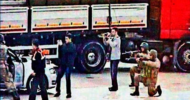 O TIR'ların ihbarcısı jandarma tutuklandı