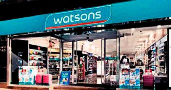 Watsons her yıl 100 mağaza birden açacak