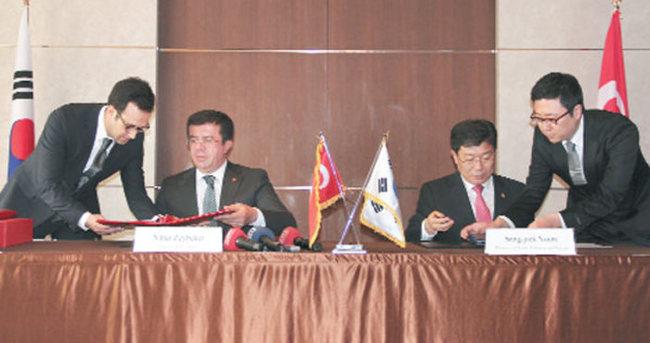 Güney Kore ile full ticaret anlaşması
