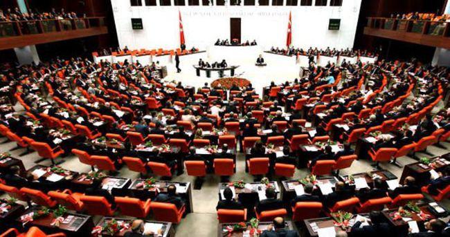 İç Güvenlik Paketi'nin 26 maddesi kabul edildi
