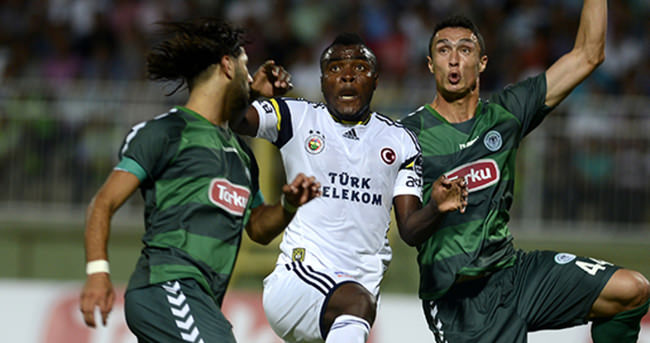 Fenerbahçe-Torku Konyaspor 28. randevuda