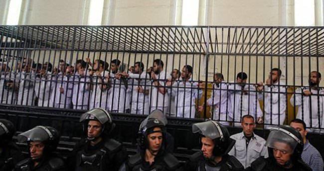 İhvan mensupları mahkemeye sevk edildi