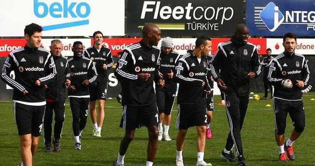 Beşiktaş Balıkesirspor hazırlıkları başladı