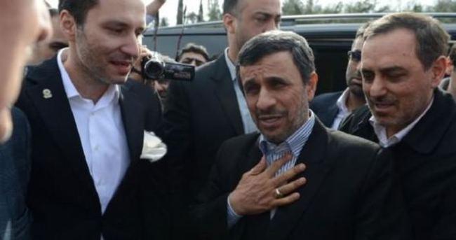 Ahmedinejad, Erbakan İçin Bursa'da