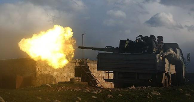 Şam cephesi IŞİD'i püskürttü