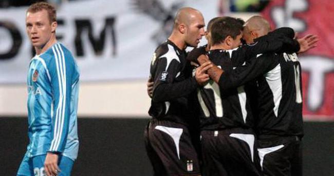 Beşiktaş - Club Brugge maçı unutulmamıştı