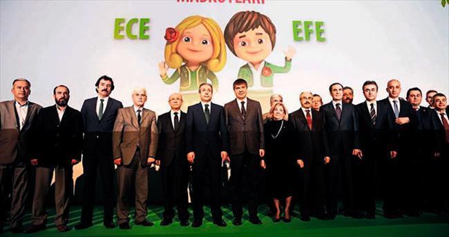 EXPO'yu Ece ve Efe tanıtacak