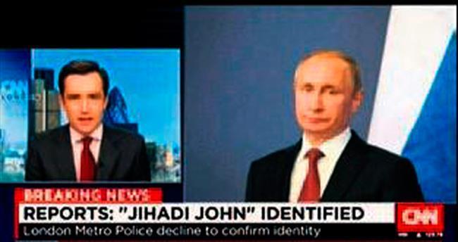 CNN'den gaf