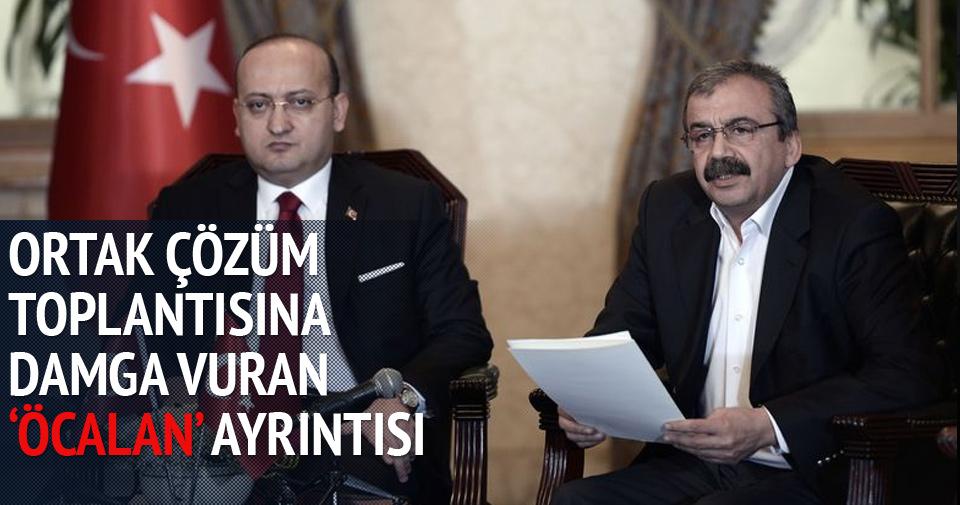 Öcalan'dan ortak vatan ve millet vurgusu