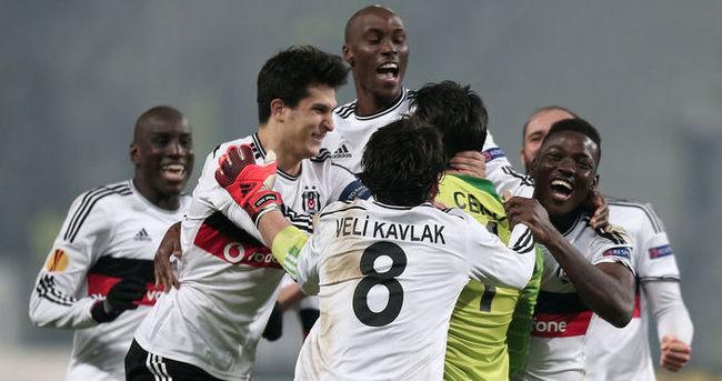 Beşiktaş'tan TFF'ye başvurdu