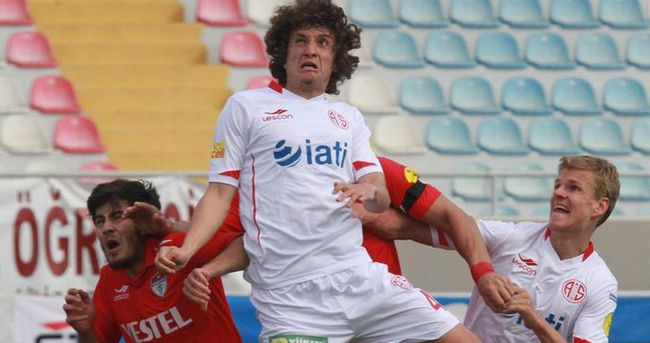 Antalyaspor: 1 - Manisaspor: 0