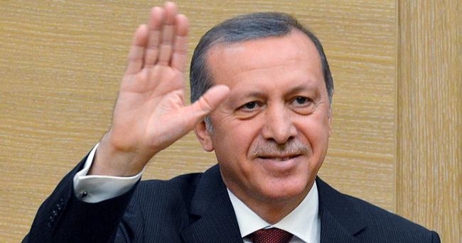 Cumhurbaşkanı Erdoğan kutsal topraklarda
