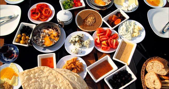 İyi bir kahvaltı iyi bir hayat demek