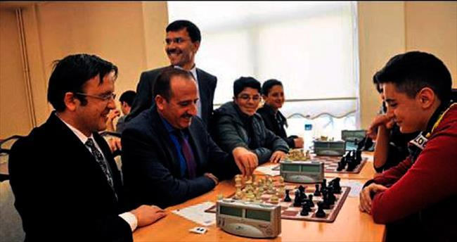 Duruay Satranç Turnuvası'nda