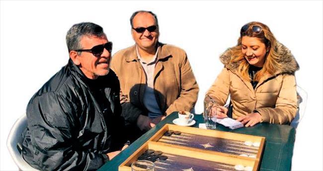 Çipras'ta Erdoğan'ın ışığını gördük