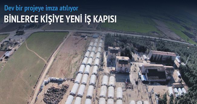 Suriyeli'ye iş kapısı
