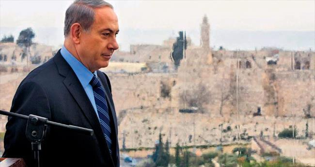 İstenmeyen adam Netanyahu