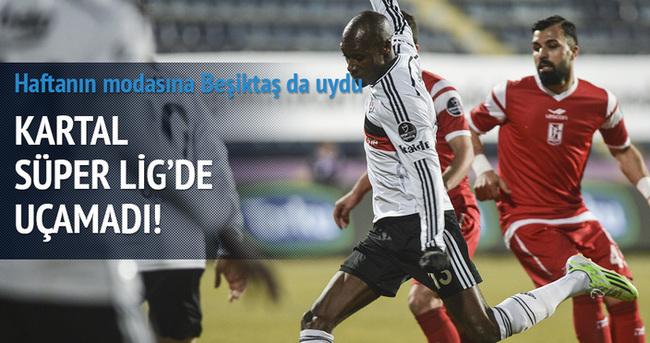 Beşiktaş yara aldı