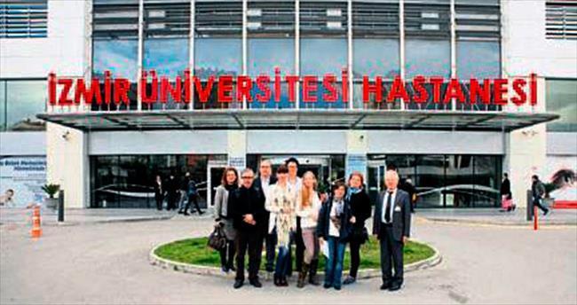 Rusya heyeti sağlık için İzmir'e geldi