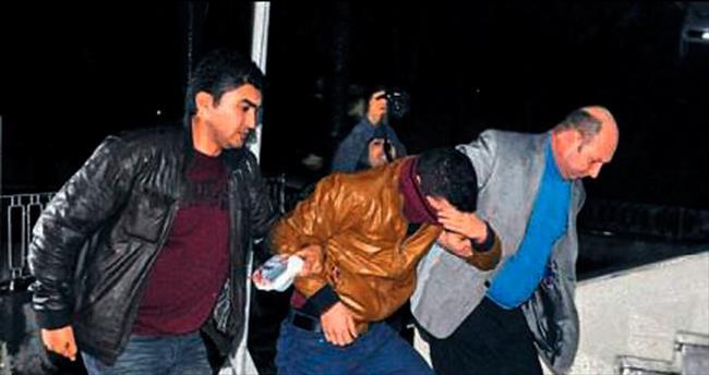 Manisa'da o anne ile iki çocuğu tutuklandı