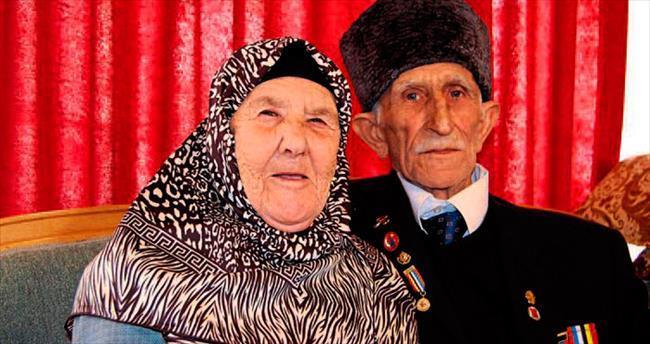 73 yıllık evli ve hala sevgili