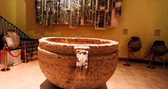 Irak Müzesi 12 yıl sonra kapılarını açtı