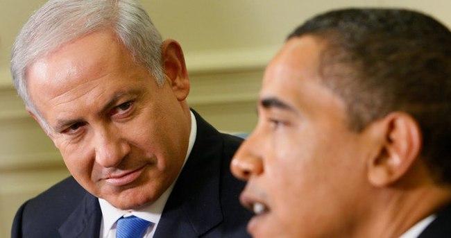 Netanyahu'dan Obama'ya rağmen ABD ziyareti