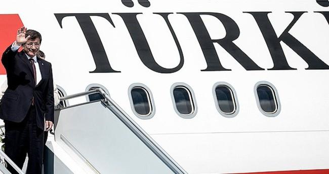Başbakan Davutoğlu Portekiz ve ABD'ye gidecek