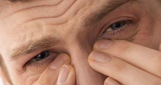 Göz ağrısına ne iyi gelir?