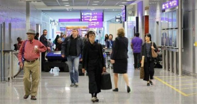 Avrupa havalimanlarında yeni uygulama