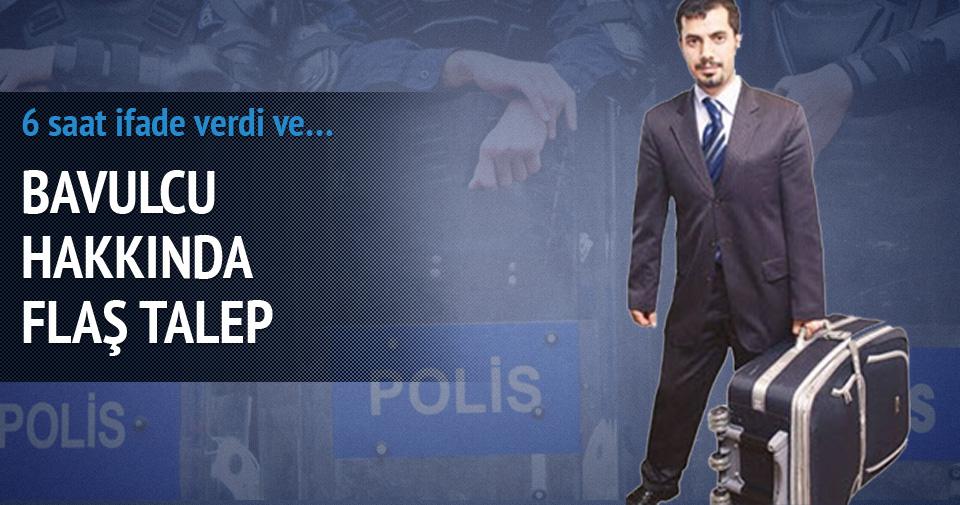 Mehmet Baransu tutuklamaya sevk edildi