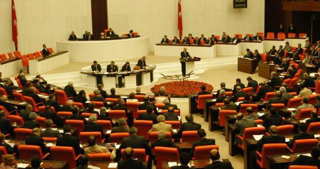 MHP'nin gensoru önergesi kabul edilmedi