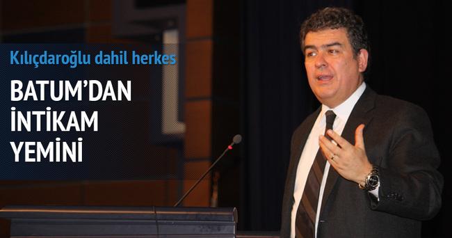 Batum: Kılıçdaroğlu da dahil hepsine dava açacağım