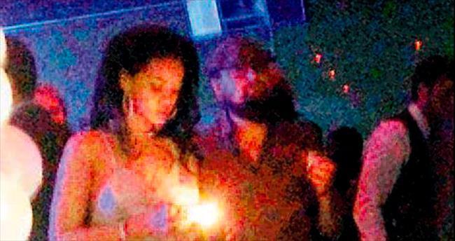 Rihanna ile Leo ilk kez aynı karede