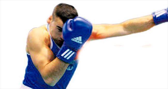 Ankara'da boks heyecanı