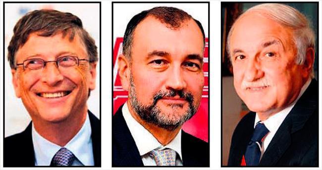 En zenginler arasında 32 Türk