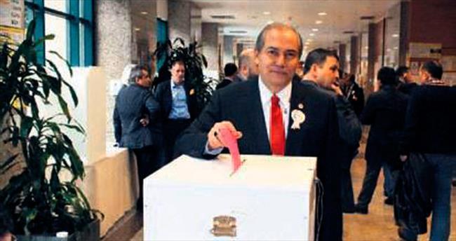 İGMD'nin yeni başkanı Serdar Keskin oldu