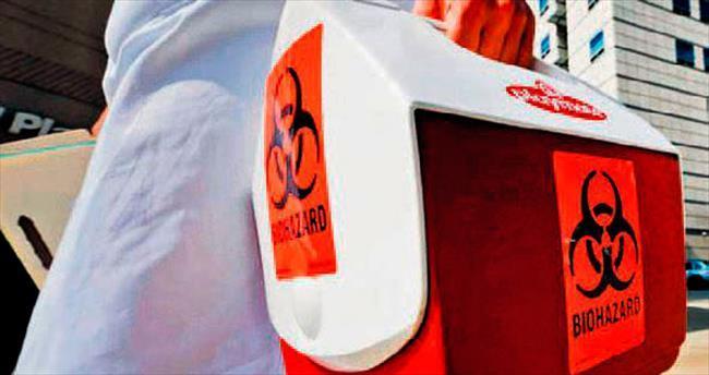 Ölümcül bakteri dışarı sızdı