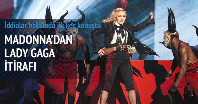 'Gaga şarkımı çaldı'