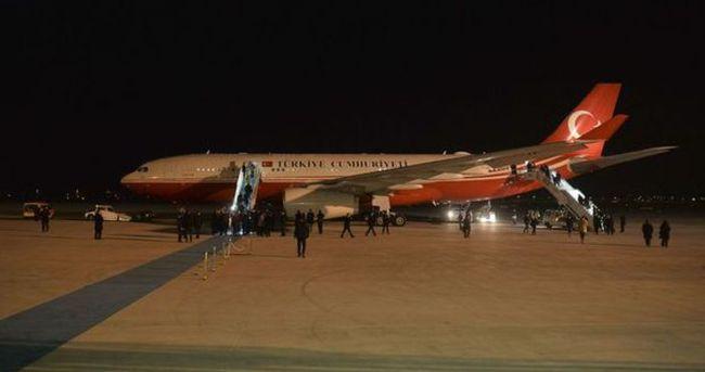 Başbakan Davutoğlu Portekiz'e geldi
