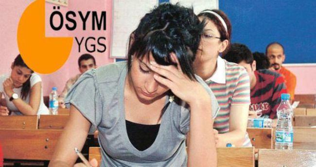 ÖSYM YGS 2015 sınav tarihi ve sınav giriş belgesi