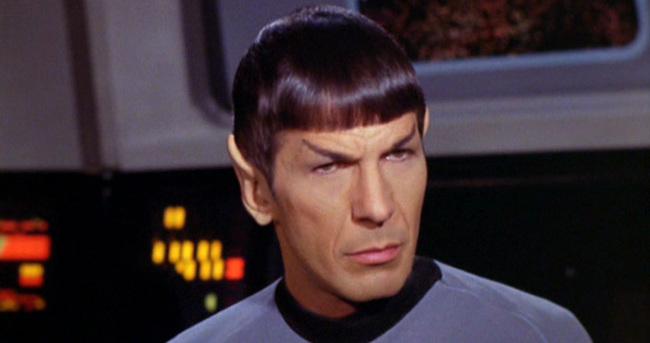 Mr. Spock anısına sergi