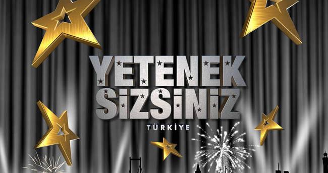 Yetenek Sizsiniz Türkiye'de mükemmel gösteri