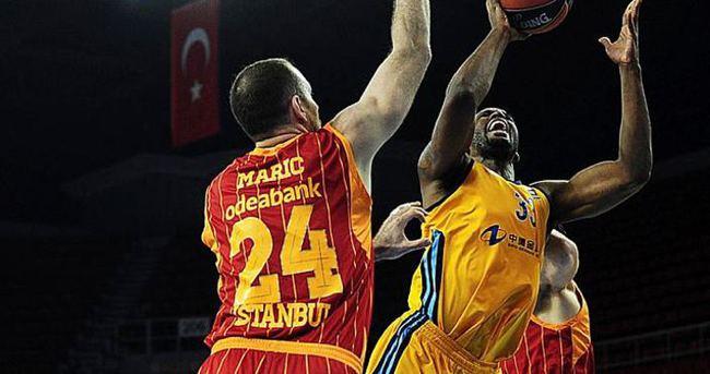 Aleks Maric Galatasaray'dan ayrıldı