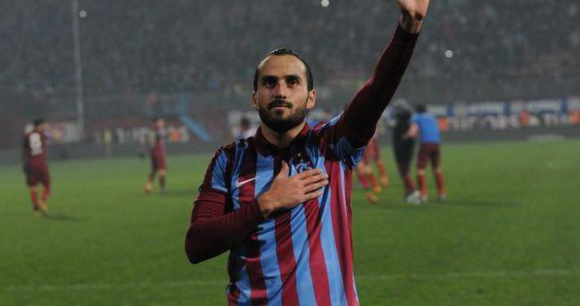 Trabzonspor'da Erkan Zengin'den açıklama