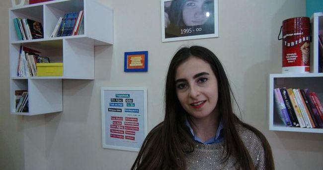 Tunceli'de Özgecan Aslan anısına kütüphane